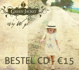 Green Jacket CD - Away we go